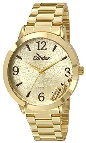 Relógio Feminino Condor Analógico Fashion Co2036cm4a