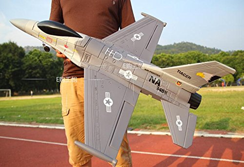 Big Size 1.1 Meter F16 EPO Shockproof 2.4G RC Airplane Remote Control rc F16 Fighting Falcon light fighter jet plane kit