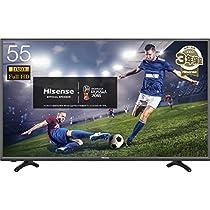 【お買い得】55V型 液晶テレビ メーカー3年保証付き ハイセンス ...