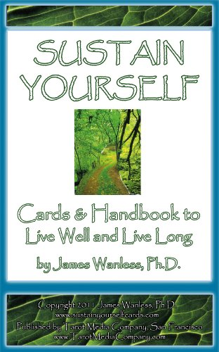 Voyager Deck - Sustain Yourself Cards & Handbook to Live Well and Live Long