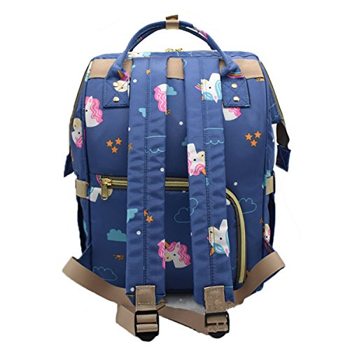 Travel Bigforest Changing Mummy Nappy Baby Multifunctional Diaper Handbag Maternity Backpack Bag Tote With Printed YYgr4qw