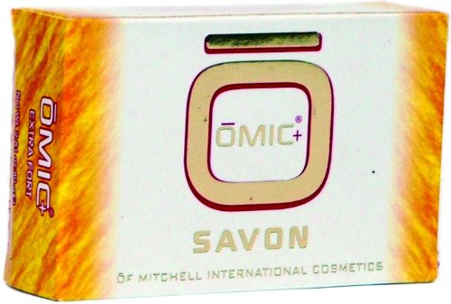 Omic Soap 3.5 oz. (Pack of 2)