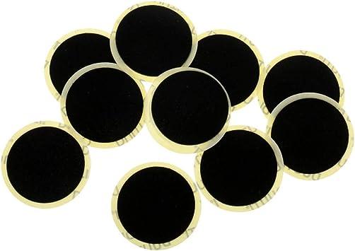 BSGP 10 Parches autoadhesivos para neumáticos de Bicicleta, sin ...