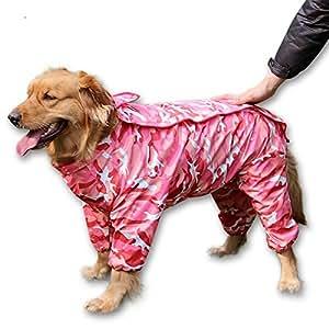 70a5fef0603c2 ZoonPark® - Abrigo Impermeable para Perro