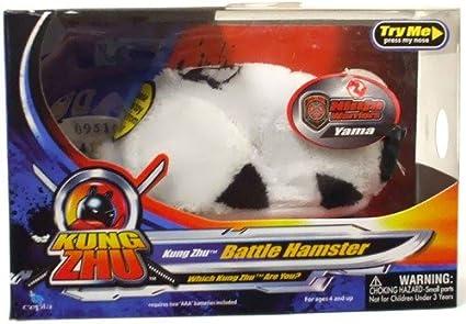 Kung Zhu Ninja Warrior Battle Hampster Yama