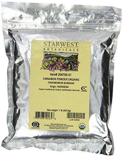 Starwest Botanicals Cinnamon Powder 1 Pound product image