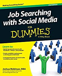 Image of the product Job Searching with Social that is listed on the catalogue brand of For Dummies.