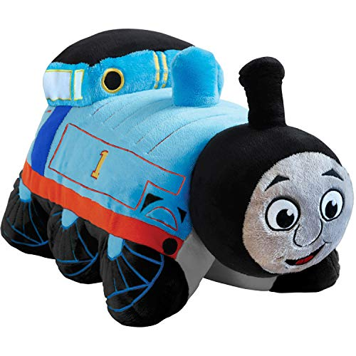 "Pillow Pets Thomas & Friends Stuffed Animal Plush Toy 16"", Thomas"