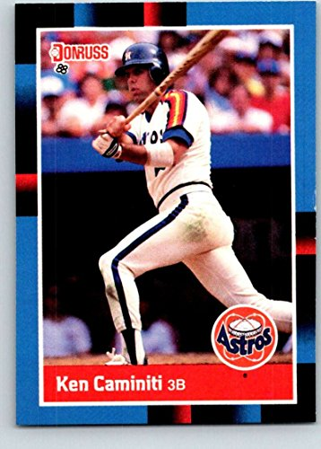 Baseball MLB 1988 Donruss #308 Ken Caminiti NM-MT RC Rookie -