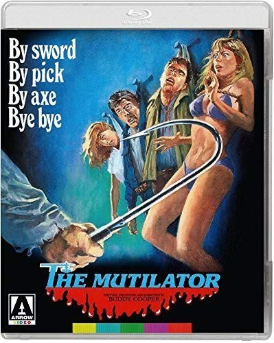 (The Mutilator (2-Disc Special Edition) [Blu-ray + DVD])