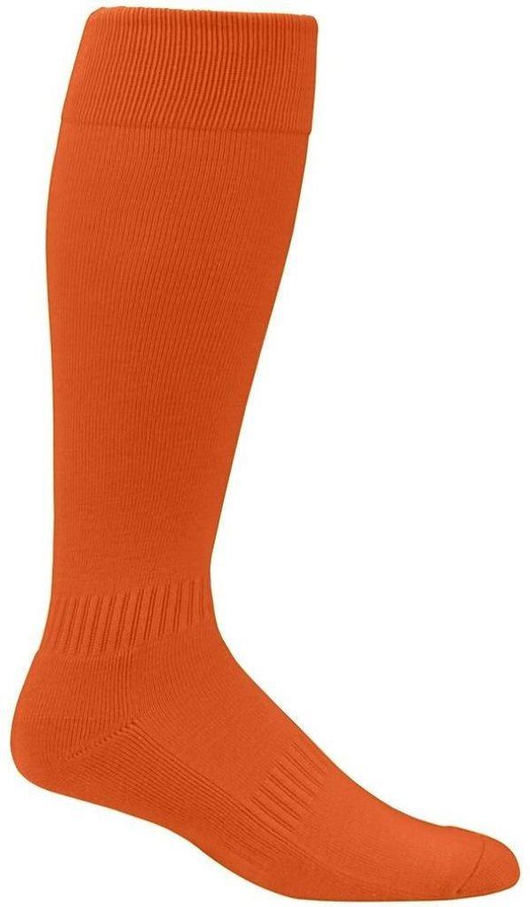 Augusta Sportswear Elite multi-sportソックス7 – 9 B00HLFLDC6 Small|オレンジ オレンジ Small