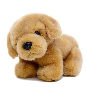Amazon.com: Gloveleya Realistic Stuffed Golden Retriever