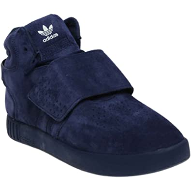 new product 93d65 569fe adidas Originals Tubular Invader Sangle Bb5036 Bleu Sneaker Schuhe  Chaussures pour Homme, Homme, ADBB5036
