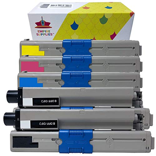 Empire Supplies Compatible Toner Cartridge Replacement for O