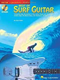 img - for Best of Surf Guitar: A Step-by-Step Breakdown of the Guitar Styles and Techniques of Dick Dale, The Beach Boys, and More book / textbook / text book