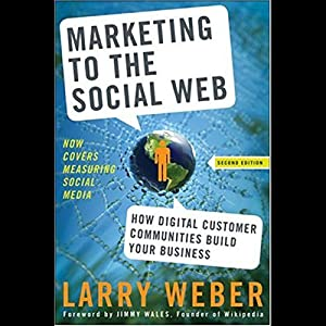 Marketing to the Social Web, Second Edition Audiobook