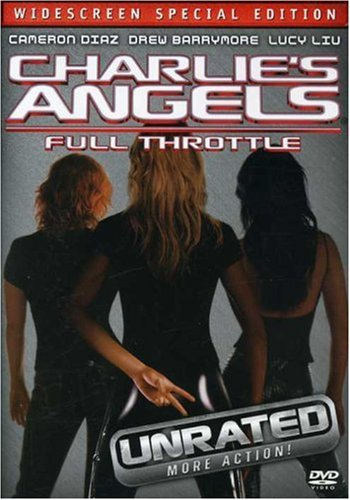 Blazer Throttle (Charlie's Angels: Full Throttle (Unrated Widescreen Edition))