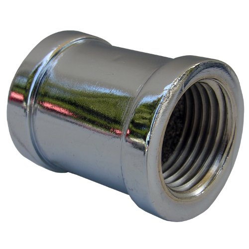 (LASCO 32-1425 1/2-Inch Female Pipe Thread Chrome Plated Brass)