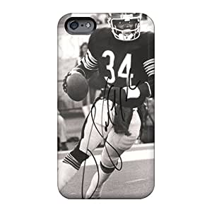 Apple Iphone 6 OSv6761uziB Provide Private Custom High Resolution Walter Payton Skin Bumper Hard Phone Covers -JoannaVennettilli