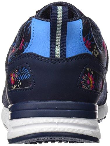 Skechers Originals Og 92 Breezy Blooms, Zapatillas de Deporte para Mujer Azul (Dknv)
