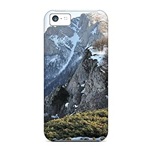 fenglinlinHigh-quality Durable Protection Cases For Iphone 5c(nature Mountains In The Mountains)