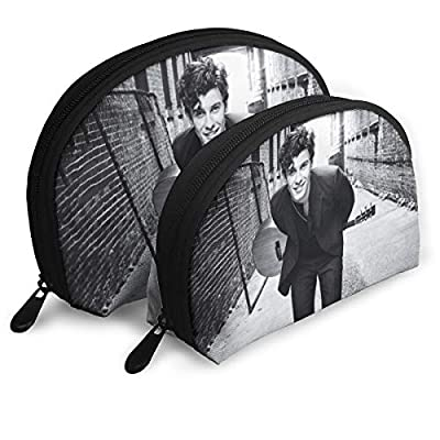 Shawn Mendes Travel Cosmetic Makeup Pouch Bags Pen Pencil Case Wash Bag For Bathroom Shower