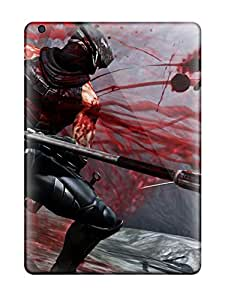 ninja gaiden animebattle blood Anime Pop Culture Hard Plastic iPad Air cases