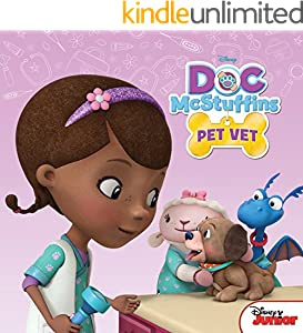 Doc McStuffins: Pet Vet (Disney Storybook (eBook))