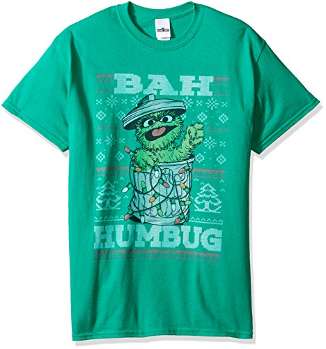 Sesame Street Humbug Christmas T Shirt