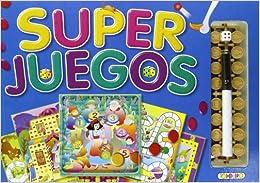 Book Superjuegos (Juegolibros)
