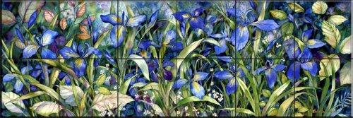 Iris Ceramic Tile - 4