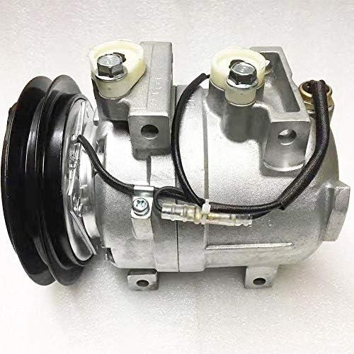 A//C Compressor 11N6-90040 for Hyundai HL730-7 HL740-7 HL757-7 HL760-7 R110-7 R140LC-7 R160LC-7 R170W-7