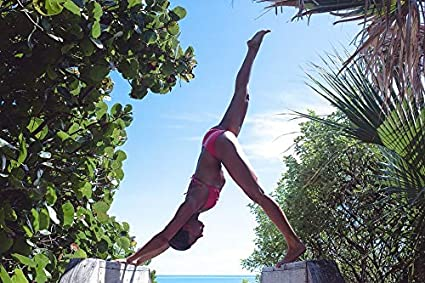 Amazon.com: Photography Poster - Yoga, Pose, Stretch, Health ...