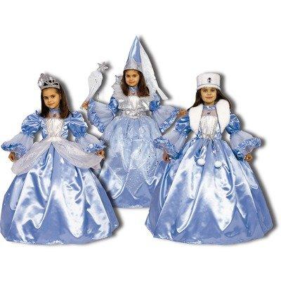 3-in-1 Princess, Fairy, Zarina Children's Costume Set Size: Small -
