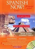 img - for Spanish Now!: Level 1 (Book and 4 Audio CDs) 7th (seventh) Revised Edition by Ruth J. Silverstein, Heywood Wald, A. Pomerantz published by Barron's Educational Series Inc.,U.S. (2006) book / textbook / text book