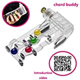 Guitar Beginner One-Key Chord Assisted Learning Tools Classical Chord Buddy Guitar Chord Practice Tool for Trainer Beginner: more info