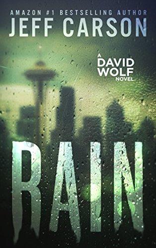 Rain (David Wolf Book 11) cover