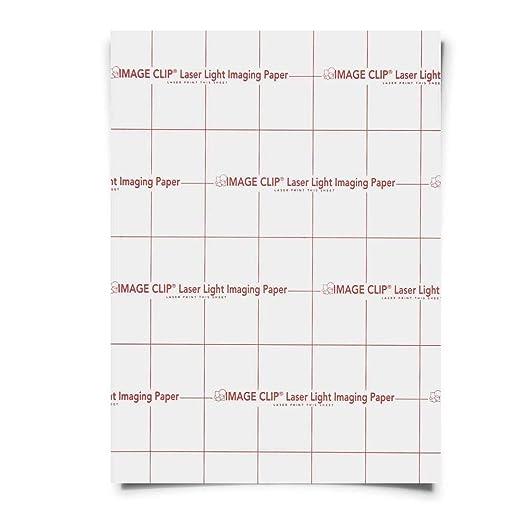 Image Clip - Papel de transferencia de calor para impresoras ...