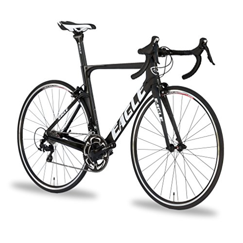 Eagle Carbon Aero Road Bike - US Company like Trek, Specialized, Cannondale, and Giant Bicycles (56, 2018 Z1 ()