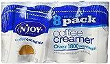 N'JOY Coffee Creamer - 8/16oz Canisters (Pack of 2)