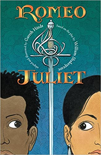Image result for romeo and juliet gareth hinds