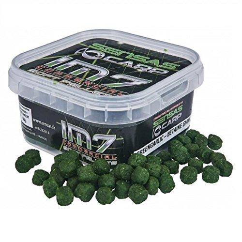Sensas SOFT PELLETS GREEN GARLIC 6MM 46899
