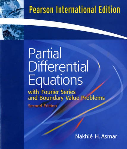 Partial Differential Equations with Fourier Series and Boundary Value Problems, 2/e (IE-Paperback)(美國版ISBN: 0131480960)-cover