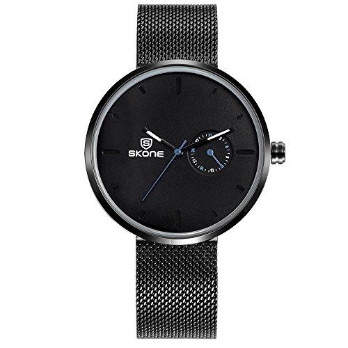 2016 Men Women WristWatch Bluetooth Smart Sport Watch White - 5