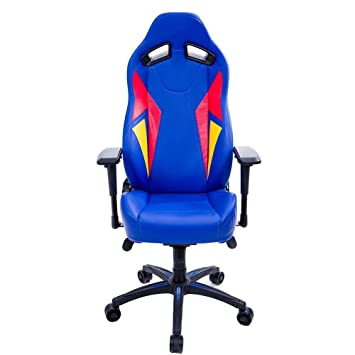 SEEKSUNG Silla E-Sports Silla Racing Office Gaming Cuero Giratoria Escritorio Ordenador Portátil Deporte Reclinable Puede Levantar La Silla: Amazon.es: ...