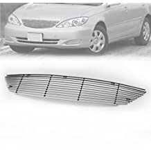 ZMAUTOPARTS Toyota Camry Front Upper JDM Billet Grille Grill InsertLe SE Xle