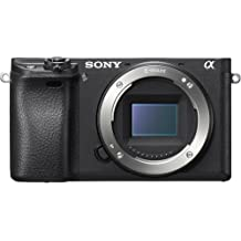 Sony Alpha a6300 Mirrorless Digital Camera (International Model) (Body Only, Black)