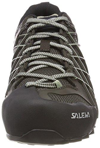 Siberia Homme de Salewa Randonnée Basses Wildfire Ms 7625 Multicolore Chaussures Black Olive qvHS1