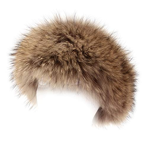Hat Donna Woman Fur Cappello Marrone Woolrich 3538x Real Pelliccia fqc6WgEY