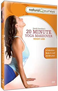 Amazon.com: 20 Minute Yoga Makeover: Sculpted Buns & Thighs ...
